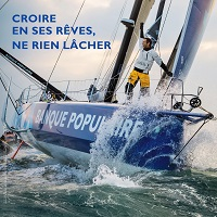 Affiche Armel Le Cleach